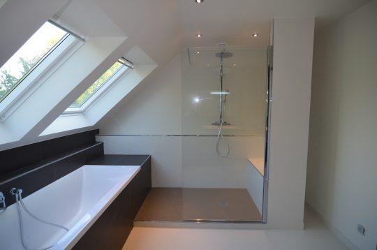 Rénovation d'une salle de bain à Nice
