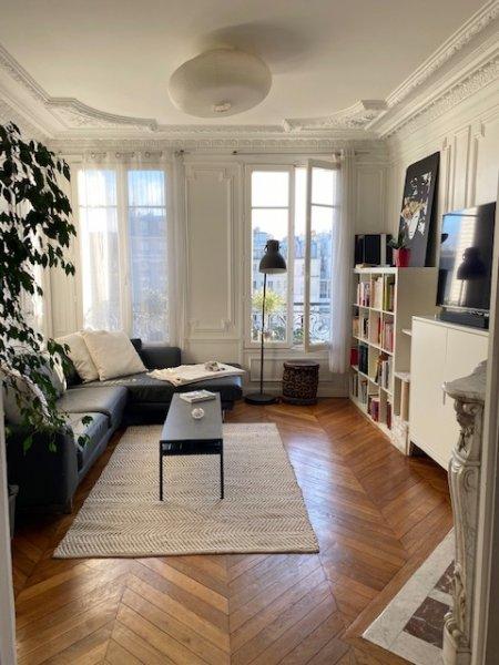 Rénovation d'un appartement ancien dans Nice-Centre