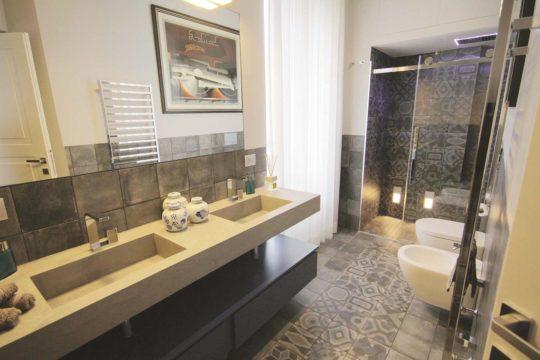 Rénovation d'une salle de bain à Grasse