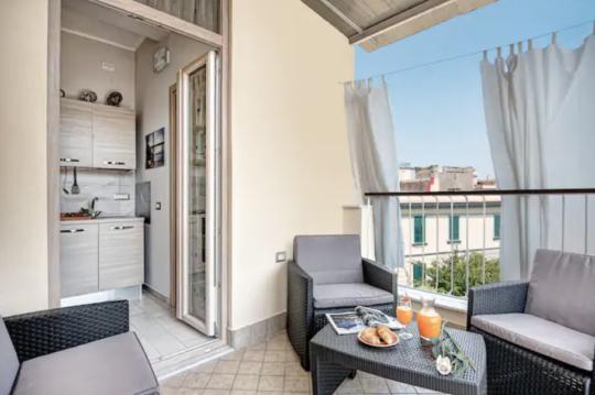 Rénovation d'un appartement avec terrasse à Nice