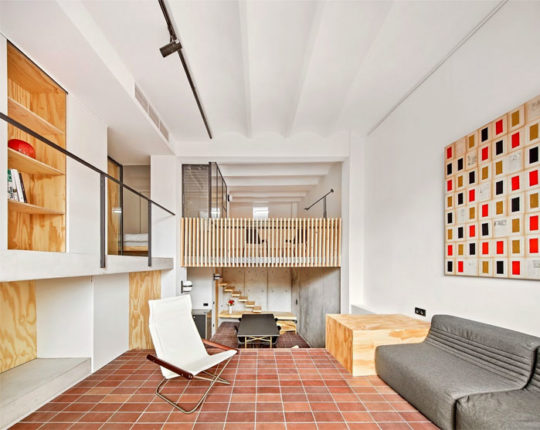 Rénovation d'un appartement à Antibes au style provençal